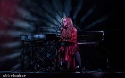 Le foto di Tori Amos al Teatro Arcimboldi di Milano – 17/09/2017
