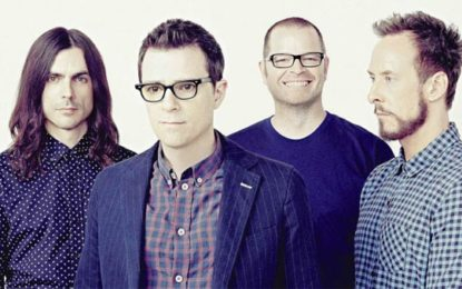 Weezer: il nuovo singolo è dedicato ai Beach Boys