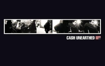 Unearthed di Johnny Cash sarà pubblicato in nove vinili