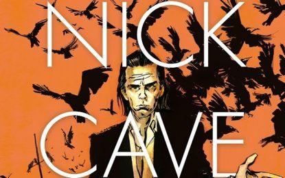 Leggi un estratto di Mercy On Me, la graphic novel su Nick Cave