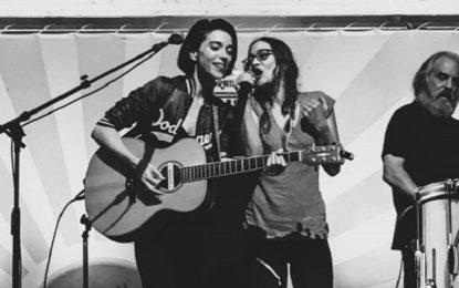 St. Vincent e Fiona Apple insieme sul palco del Trans-Pecos Festival