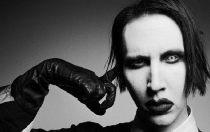 Marilyn Manson: nove date cancellate dopo l'incidente a New York