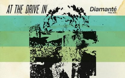 Diamanté è l'EP degli At The Drive In per il Black Friday's Record Store Day
