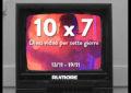 10×7: dieci video per sette giorni (13/11 – 19/11)