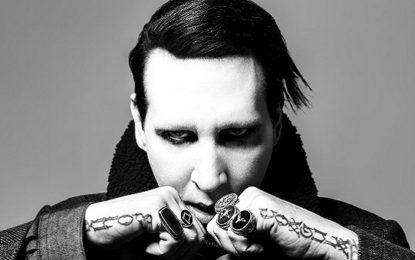 Marilyn Manson torna in concerto in Italia nel 2018