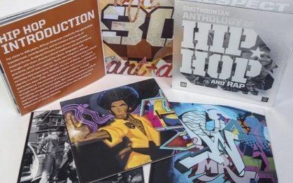 La storia dell'hip-hop in un'antologia della Smithsonian Folkways