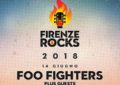 Firenze Rocks 2018, annunciati gli headliner dei quattro giorni