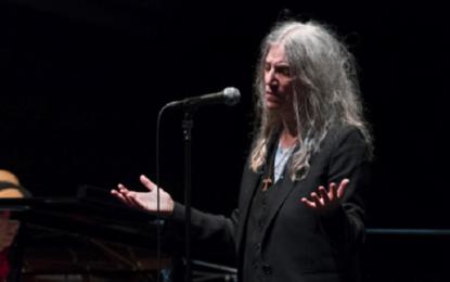 Patti Smith torna in Italia a dicembre con quattro eventi speciali