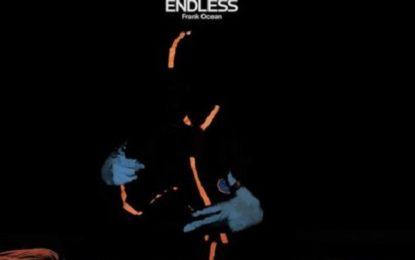 Frank Ocean, per il Cyber Monday arriva la versione fisica di Endless