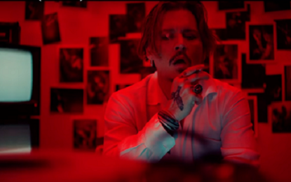 Marilyn Manson e Johnny Depp di nuovo insieme per il video di KILL4ME
