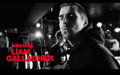 Guarda: Liam Gallagher, Come Back To Me