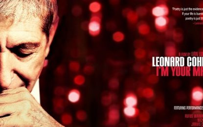 Su Rai 5 I'm Your Man, il documentario su Leonard Cohen