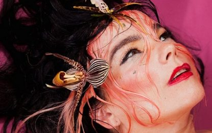 Ascolta il mix realizzato da Björk, con Arca, Kelela, Kelly Lee Owens