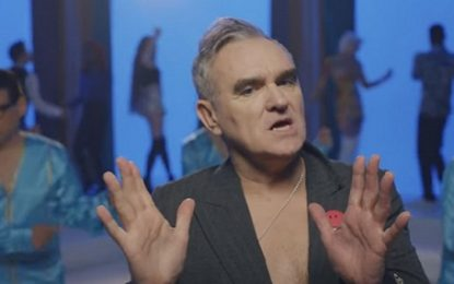 Guarda il balletto della felicità di Morrissey nel nuovo video