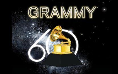 Grammy Awards 2018, le nomination