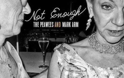 The Peawees e Mark Arm dei Mudhoney insieme con un singolo per beneficenza