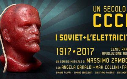 Massimo Zamboni: al via il tour I Soviet+L'elettricità