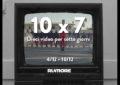 10×7: dieci video per sette giorni (4/12 – 10/12)
