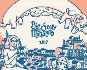 La compilation della Big Scary Monsters con Beach Slang e Modern Baseball