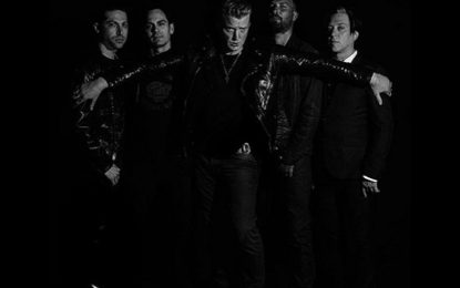 Queens Of The Stone Age: due date in Italia