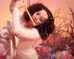 Björk: guarda il video di Utopia
