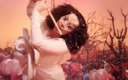 Björk: guarda il video di Utopia