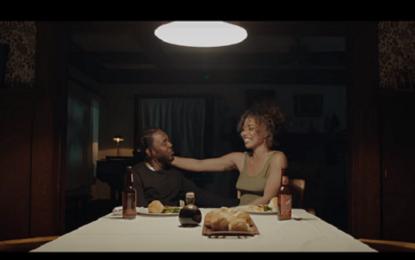 Guarda: Kendrick Lamar, LOVE.