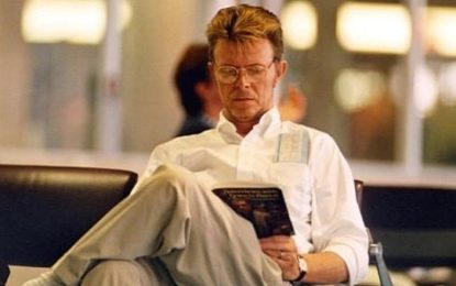 È nato il David Bowie Book Club