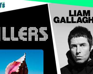 Liam Gallagher e i Killers all'I-Days di Milano