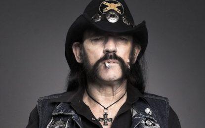Ascolta l'ultimo brano registrato da Lemmy
