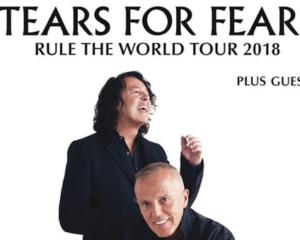 Tears for Fears, un'unica data italiana