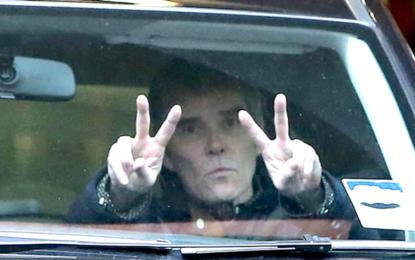 Ritiro della patente per il velocista recidivo Ian Brown degli Stone Roses