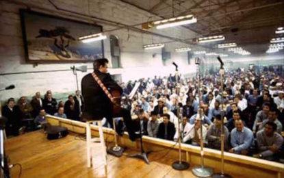 Johnny Cash: arriva un documentario sul concerto alla prigione di Folsom