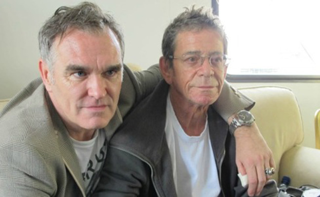 morrissey lou reed