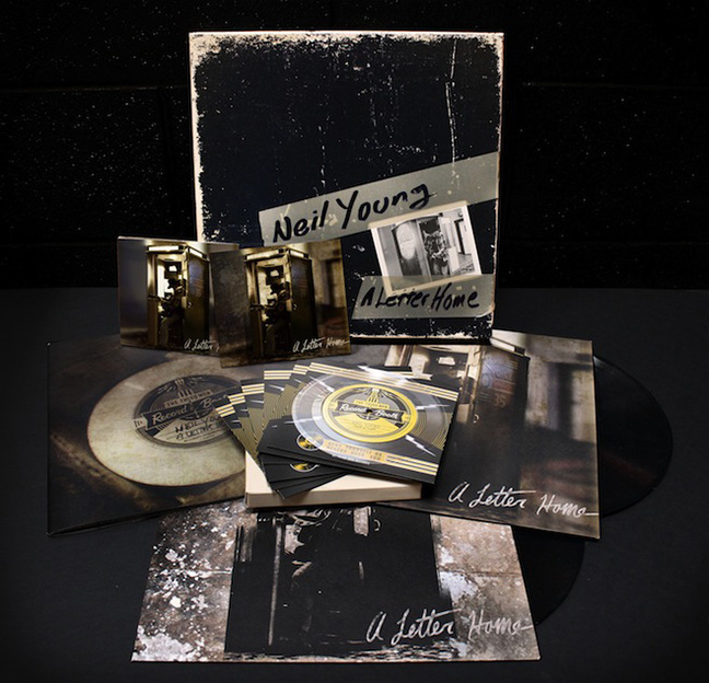 neil young deluxe