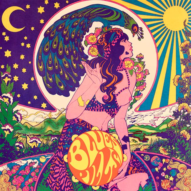 blue pills album cover