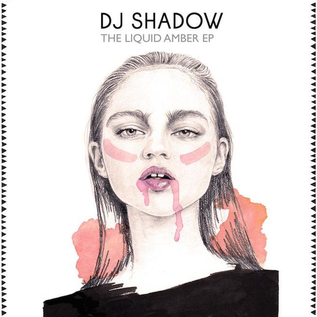 dj shadow amber