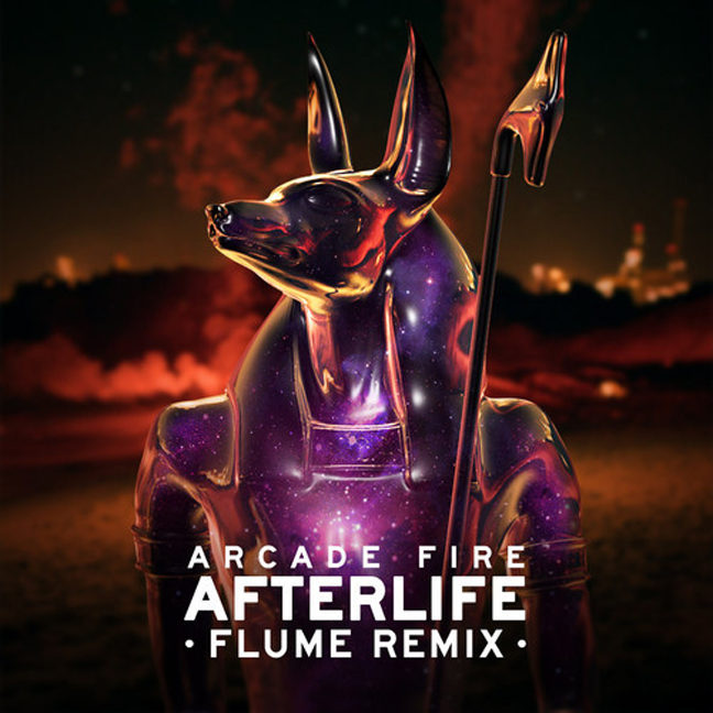 flume arcade fire remix