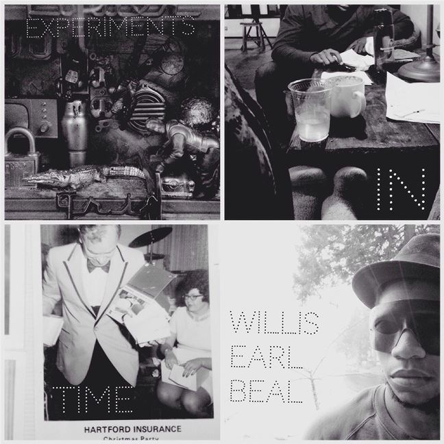 experiments in time willis earl beal