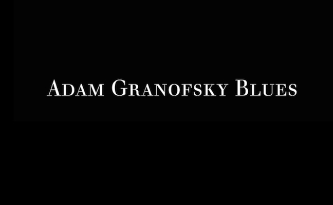 adam granofsky blues