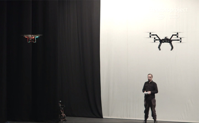 john cale drones