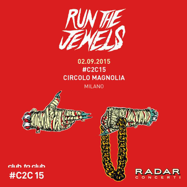 run the jewels italia