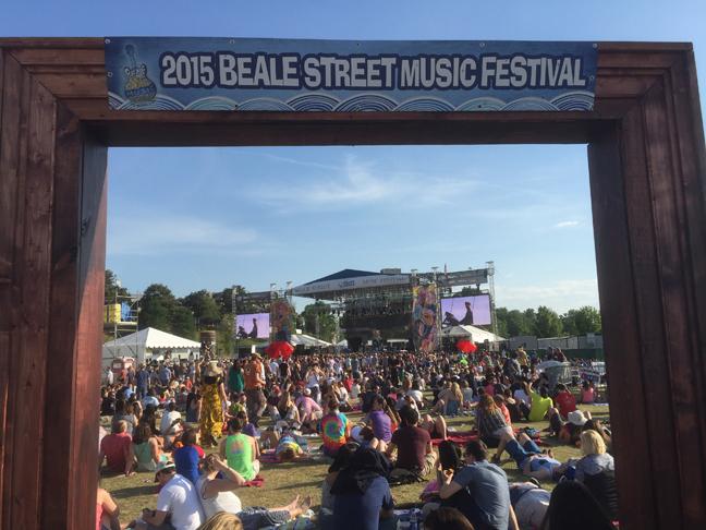 beale street festival 1