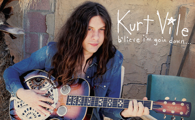kurt vile head