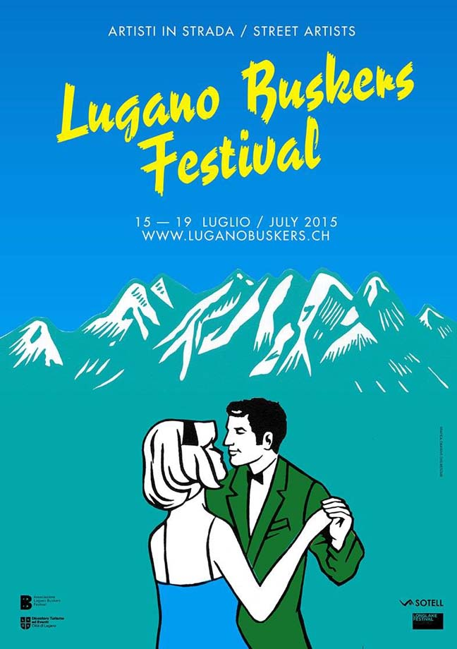 lugano buskers