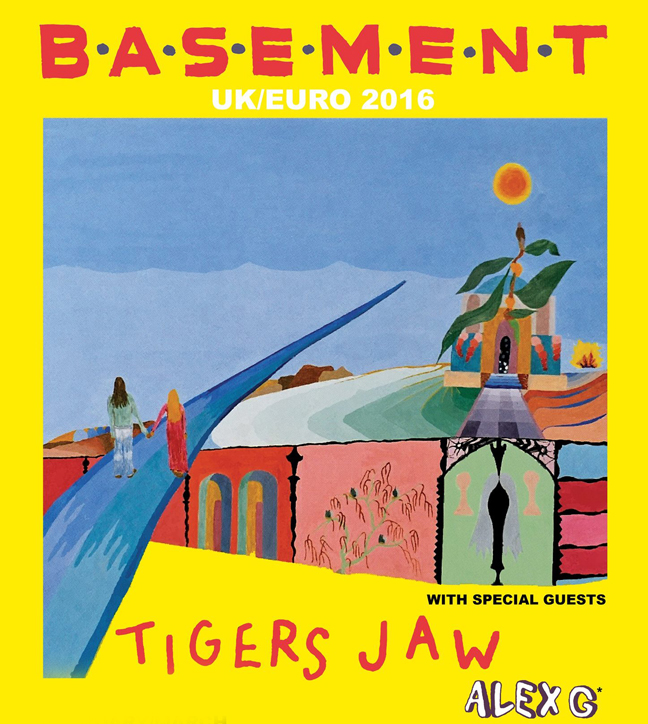 basement tour