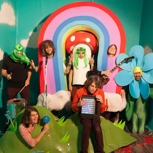 flaming lips band