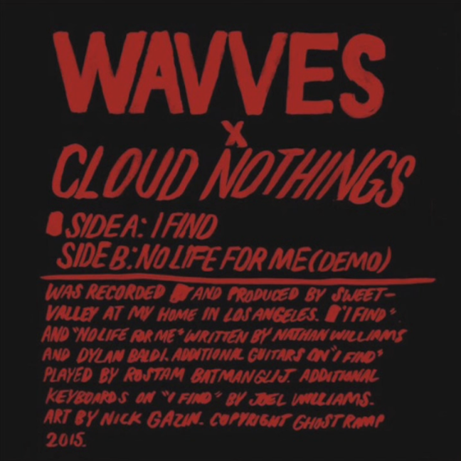 wavves x cloud nothings 2