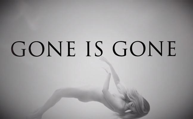 gone is gone