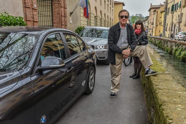 William Friedkin a Lucca